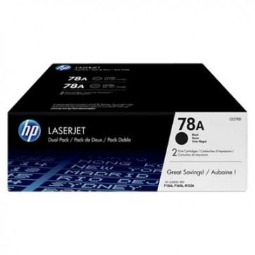 HP CE278AD 2-pack BLACK - 78A