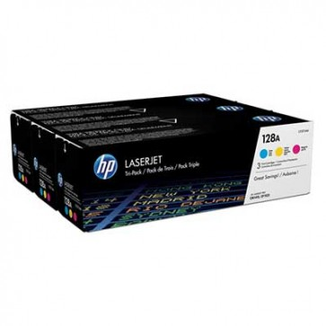 HP CF371AM 3-pack (CE321A+CE322A+CE323A) 128A