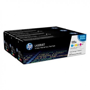 HP CF373AM 3-pack (CB541A+CB542A+CB543A) 125A
