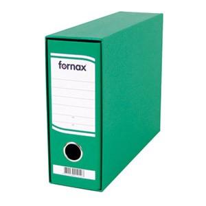 Registrator A5 široki u kutiji Fornax zeleni