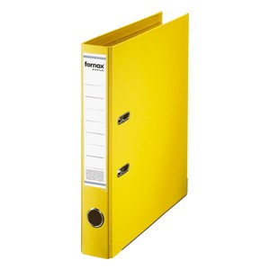 Registrator A4 uski samostojeći Master Fornax 15729 žuti