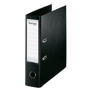 Registrator A4 široki samostojeći Premium Fornax 15696 crni