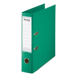 Registrator A4 široki samostojeći Premium Fornax 15707 zeleni