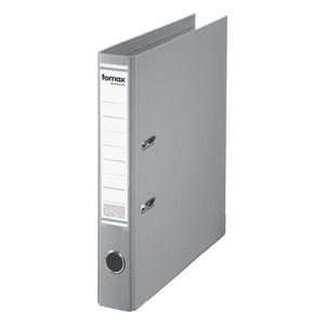 Registrator A4 uski samostojeći Premium Fornax 15713 sivi
