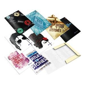 Fascikl klapa s gumicom A4 mat+lak Official Charts Connect sortirano