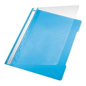 Fascikl mehanika euro pvc A4 Leitz 41910130 svijetlo plavi