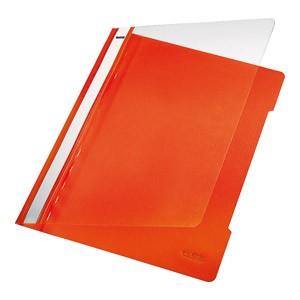 Fascikl mehanika euro pvc A4 Leitz 41910145 narančasti