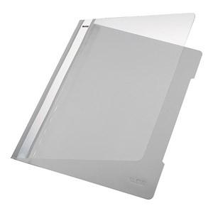 Fascikl mehanika euro pvc A4 Leitz 41910185 sivi