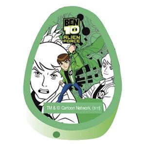 Šiljilo pvc s kutijom Ben10 Target 0235 zeleno