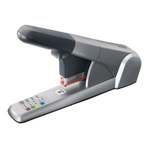 Stroj za spajanje do 80 listova stolni Leitz 55510084 sivi
