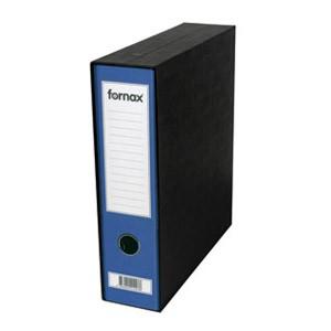 Registrator A4 široki u kutiji Prestige Fornax plavi