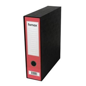Registrator A4 široki u kutiji Prestige Fornax crveni