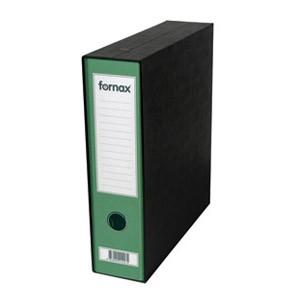 Registrator A4 široki u kutiji Prestige Fornax zeleni