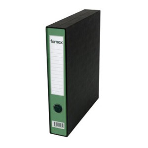 Registrator A4 uski u kutiji Prestige Fornax zeleni