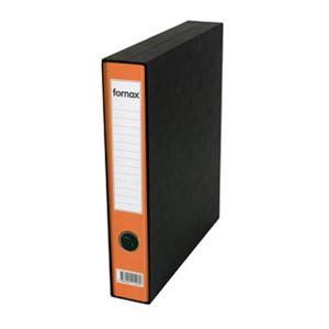 Registrator A4 uski u kutiji Prestige Fornax narančasti