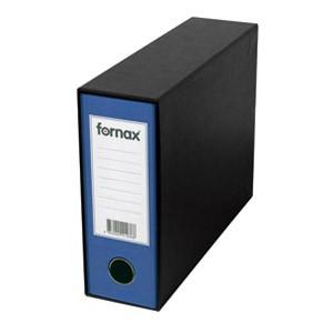 Registrator A5 široki u kutiji Prestige Fornax plavi