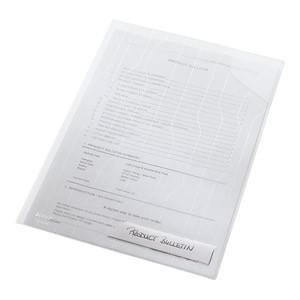 Fascikl uložni A4 pp sa zatvorenim kutom pk5 CombiFile Leitz 47260003 bijeli!!