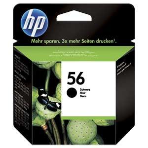 HP C6656AE No.56 - BLACK