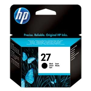 HP C8727AE No.27 - BLACK