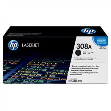 HP Q2670A BLACK - 308A