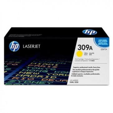 HP Q2672A YELLOW - 309A
