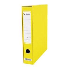 Registrator A4 uski u kutiji Tramax žuti