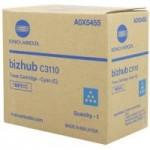 Toner MINOLTA TNP-51C Cyan - BizHub C3110