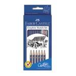 Set za skiciranje Goldfaber Faber Castell 114000 blister