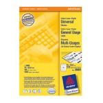 Etikete ILK 70x50,8mm pk100L Zweckform 3669