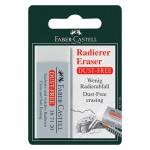 Gumica plastična Faber Castell 187195 dust-free blister