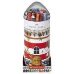 Flomaster školski 33boje Svjetionik Faber Castell 155133