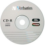 CD-R 700/80 52x Extra protection Verbatim 43351