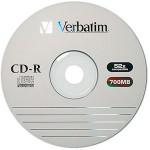 CD-R 700/80 52x Extra protection Verbatim 43351