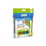 Junior flomasteri 10+2 (Zlatna + Srebrna)