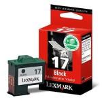 Lexmark 10NX217E #17 Z13 - BLACK