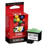 Lexmark 10NX227E #27 Z13 COLOR