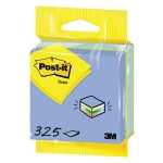 Blok samoljepljiv kocka 76x76mm 325L Post-it 3M.2014B blister!!