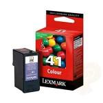 Lexmark 18Y0141E #41 x4850 - COLOR