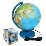 Globus 25cm STREET hrvatski sa svjetlom, kartogr-geopolitički P12