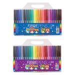 Flomaster školski 24boje Color Educa blister!!