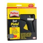Ljepilo pištolj na patrone+6patrona Pattex Henkel 237945 blister