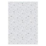 Papir-paus ILK A4 115g srca srebrna pk15 Heyda 20-48788 64