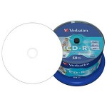 CD-R 700/80 52x AZO printable Verbatim 43438