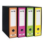 Registrator A4 široki u kutiji Lipa Mill 23487 neon rozi