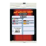 Etikete slep 52x18mm pk10L 10036 blister
