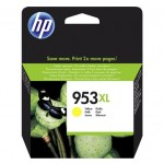 HP F6U18AE No.953XL - YELLOW