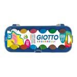 Boja vodena fi 30mm 12boja+kist Giotto Fila 3310 blister