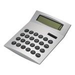 Kalkulator komercijalni 8mjesta srebrni!!