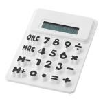Kalkulator savitljivi 8mjesta bijeli