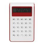 Kalkulator stolni 8mjesta bijelo/crveni